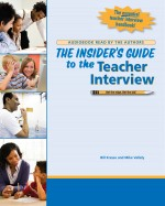 The Insider's Guide to the Teacher Interview - Audiobook Cover